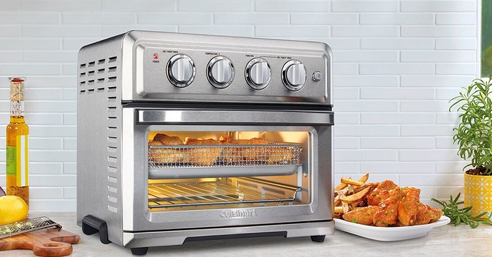 Air Fryer with Rack