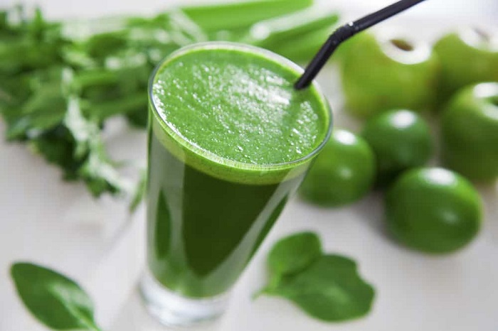 Homemade Juice Cleanse