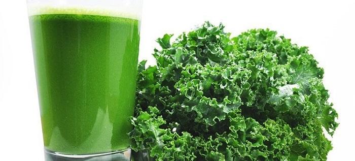 Benefits of Juicing Kale
