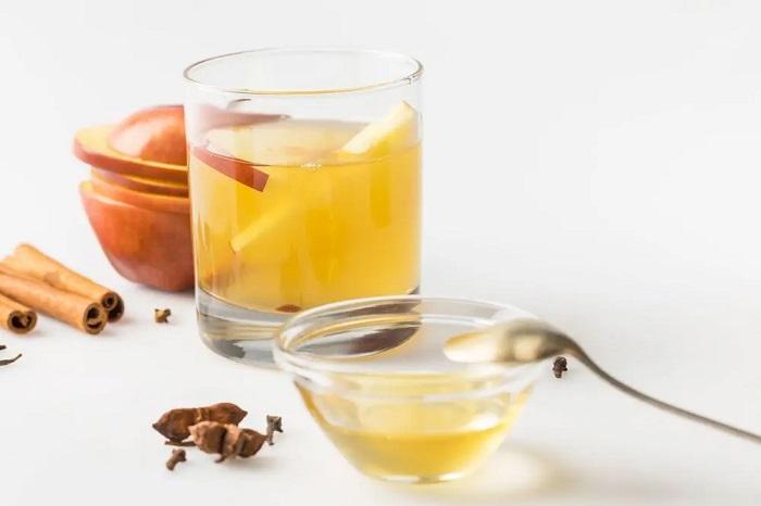 Apple Cider Vinegar Lemon Juice Honey Weight Loss