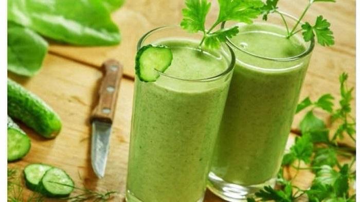 Celery and Cucumber Juice Benefits