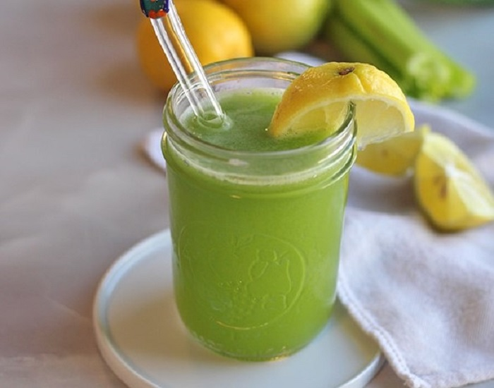 Celery and Lemon Juice Benefits