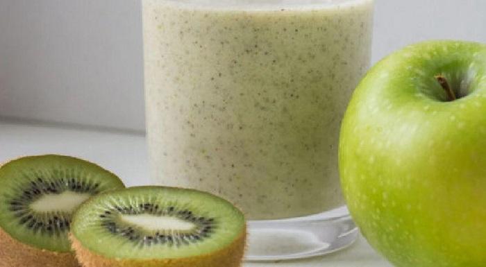 Kiwi Apple Juice
